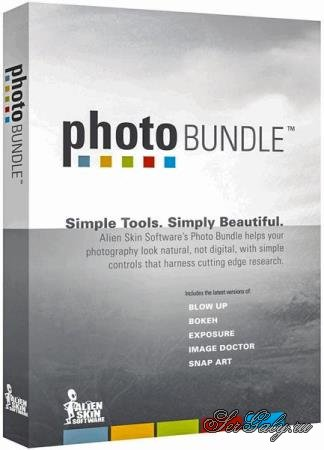 Alien Skin Software Photo Bundle Collection 11.2018