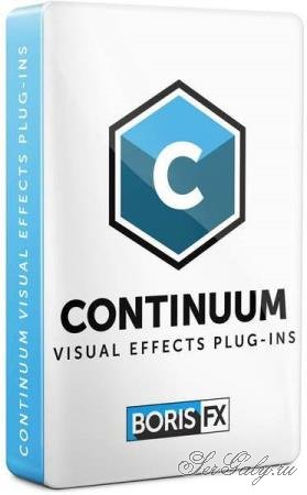 Boris FX Continuum Complete 2019 v.12.0.0.2994 for Adobe & OFX
