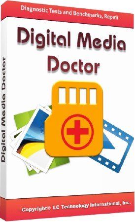 LC Technology Digital Media Doctor 2017 Pro 3.1.8.1 ML/RUS