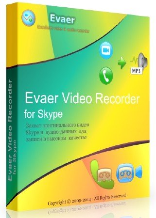 Evaer Video Recorder for Skype 1.8.12.7 ML/RUS
