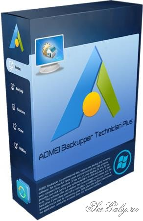 AOMEI Backupper Technician Plus 4.6.1 RePack by KpoJIuK