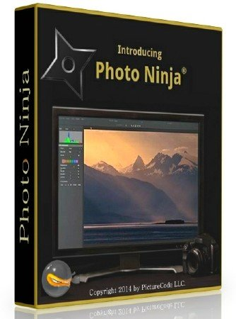 PictureCode Photo Ninja 1.3.7 ENG