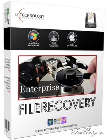 LC Technology Filerecovery 2019 Enterprise / Professional 5.6.0.5