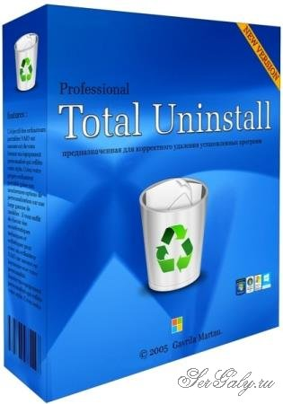 Total Uninstall Pro 6.27.0.565 RePack & Portable by elchupakabra