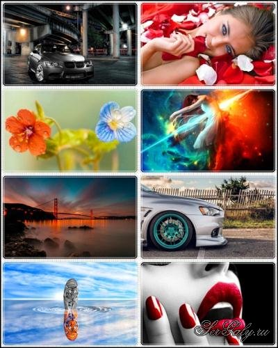 Wallpapers Mixed Pack 63