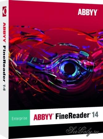 ABBYY FineReader 14.0.107.232 Enterprise RePack & Portable by TryRooM