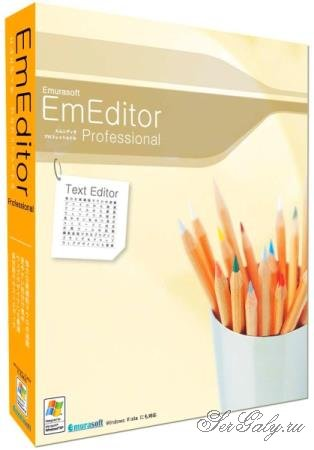 Emurasoft EmEditor Professional 18.6.6 Final + Portable