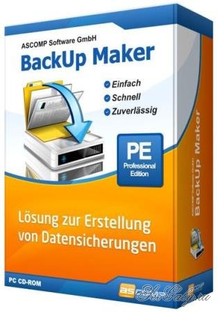 BackUp Maker Professional 7.405