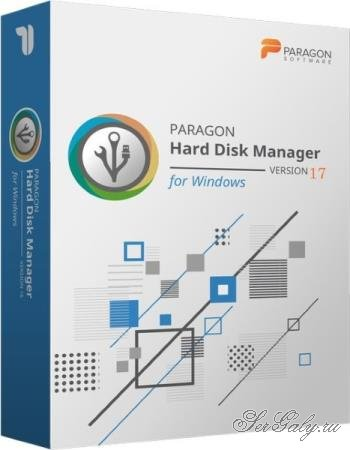 Paragon Hard Disk Manager 17 Advanced 17.2.3