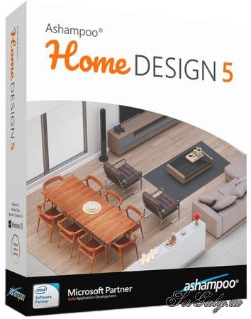 Ashampoo Home Design 5.0.0 Portable