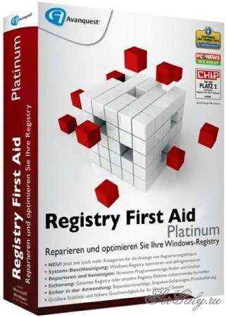 Registry First Aid Platinum 11.3.0 Build 2576 RePack & Portable by by TryRooM