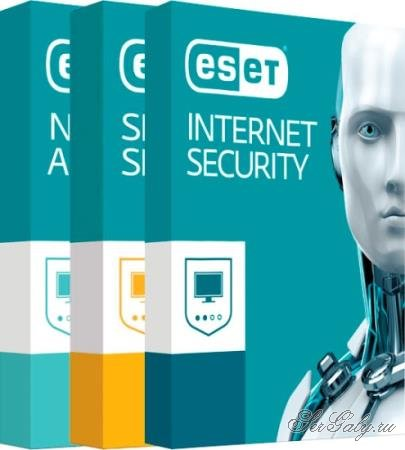 ESET NOD32 Antivirus / Internet Security / Smart Security Premium 12.1.31.0 RePack by KpoJIuK