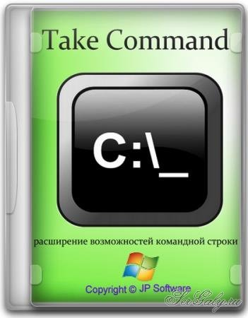 JP Software Take Command 24.02.45