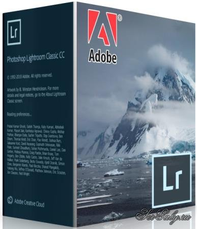 Adobe Photoshop Lightroom Classic CC 2019 8.2.1.12 RePack by PooShock