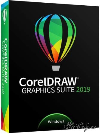 CorelDRAW Graphics Suite 2019 21.1.0.628 RePack by KpoJIuK