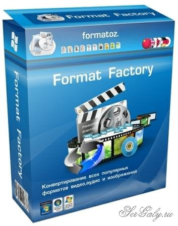 Format Factory 4.6.2.0 RePack & Portable by TryRooM