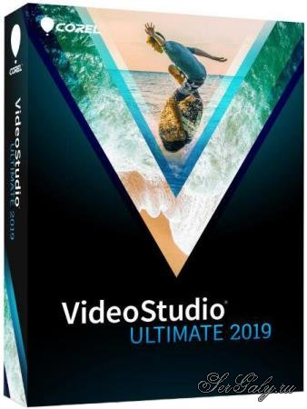 Corel VideoStudio Ultimate 2019 22.3.0.436 + Rus + Content