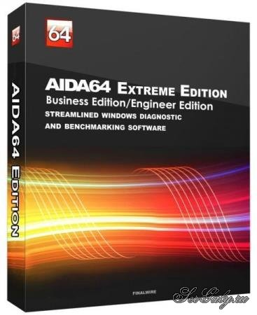 AIDA64 Extreme / Business / Engineer / Network Audit 6.00.5100 Stable + Portable + RePack