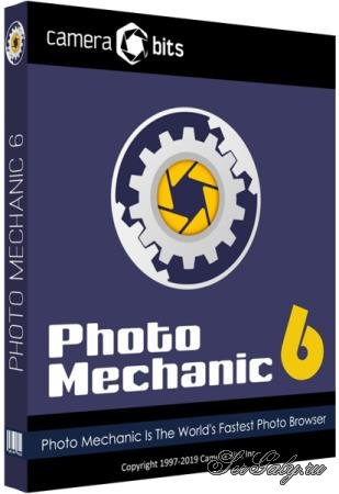 Camera Bits Photo Mechanic 6.0 Build 3185