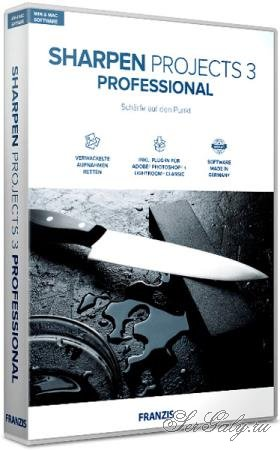 Franzis SHARPEN projects 3 professional 3.31.03465 Portable