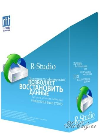 R-Studio 8.10 Build 173987 Network Edition