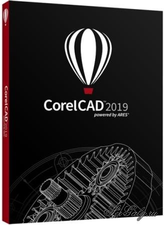 CorelCAD 2019.5 build 19.1.1.2035 Portable by conservator