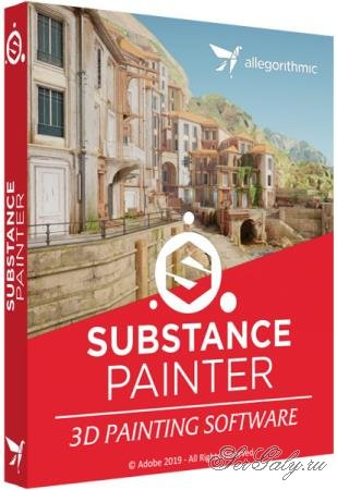 Allegorithmic Substance Painter 2019.1.3 Build 3176