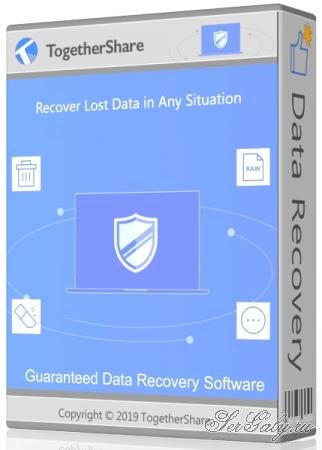 TogetherShare Data Recovery 6.9.0 Professional / Enterprise / AdvancedPE + Rus