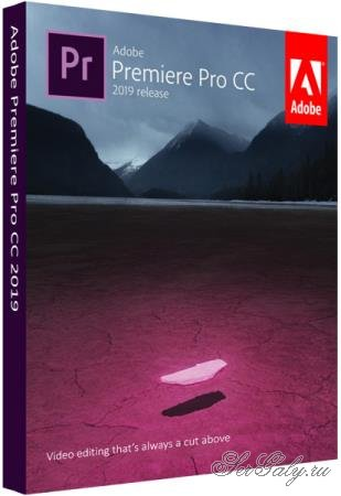 Adobe Premiere Pro CC 2019 13.1.3.44 RePack by Pooshock