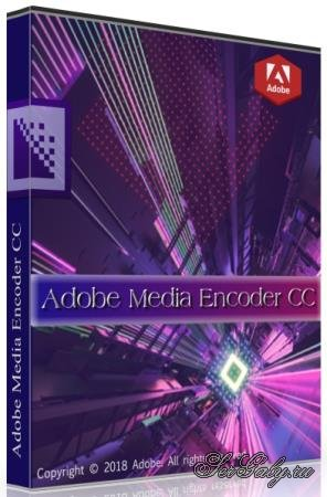 Adobe Media Encoder CC 2019 13.1.3.45 RePack by PooShock