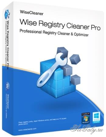 Wise Registry Cleaner Pro 10.2.4.684 Final + Portable