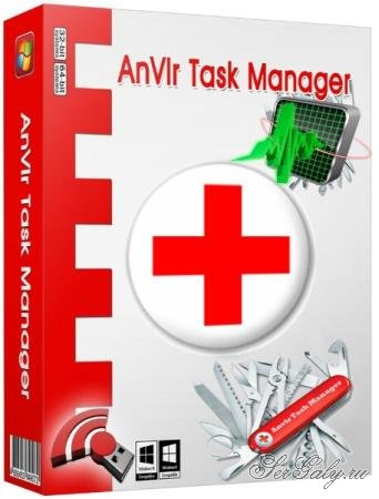 Anvir Task Manager 9.3.3 Final + Portable