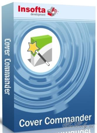 Insofta Cover Commander 5.9.0 RePack & Portable by TryRooM