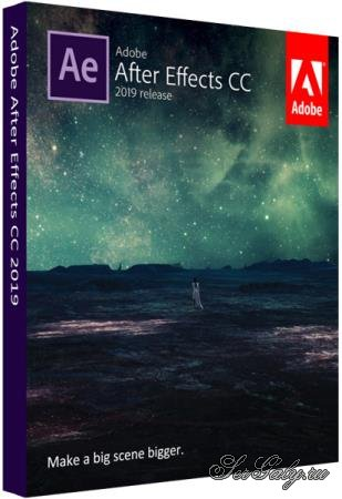 Adobe After Effects CC 2019 16.1.3.5 RePack by Pooshock