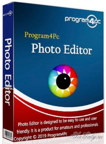 Program4Pc Photo Editor 7.3
