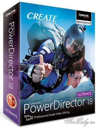 CyberLink PowerDirector Ultimate 18.0.2028.0 + Rus