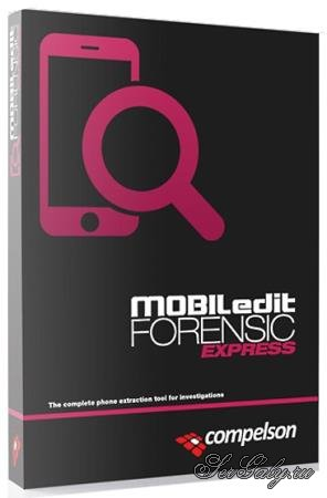 MOBILedit Forensic Express Pro 7.0.2.16772