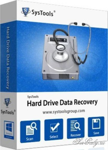 SysTools Hard Drive Data Recovery 10.1.0.0