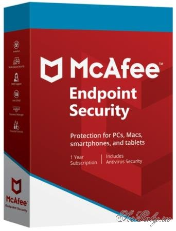 McAfee Endpoint Security 10.6.1.1386.8