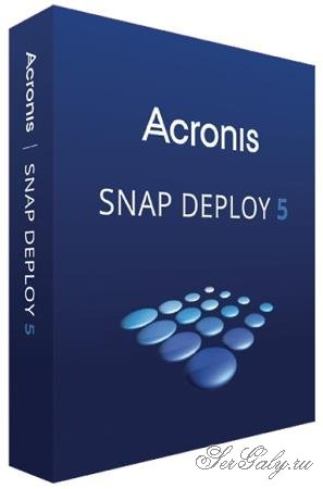Acronis Snap Deploy 5.0.1993