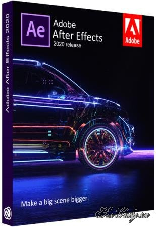 Adobe After Effects 2020 17.0.0.555