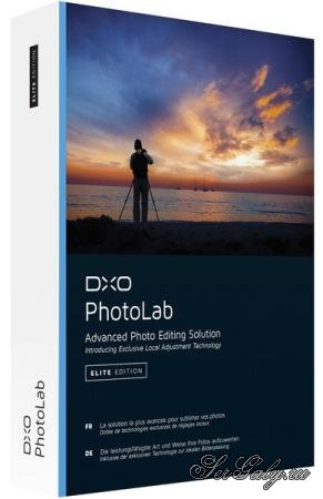 DxO PhotoLab 3.0.0 Build 4210 Elite