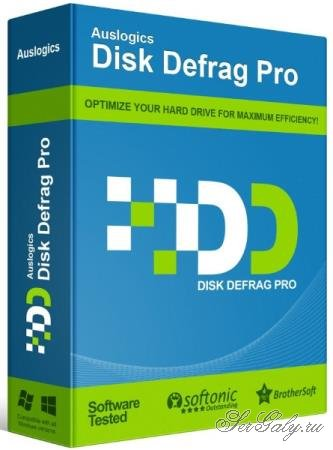 Auslogics Disk Defrag Pro 9.2.0.2 RePack & Portable by TryRooM