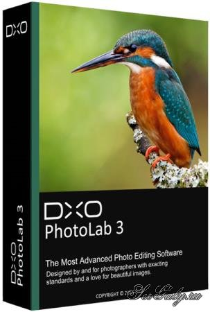 DxO PhotoLab 3.0.1 Build 4247 Elite + Rus + RePack by KpoJIuK