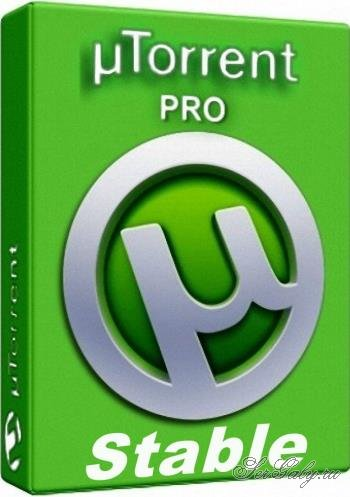 µTorrentPro 3.5.5 Build 45449 Stable RePack/Portable by Diakov