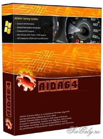 AIDA64 Extreme/Engineer/Business/Network Audit 6.20.5300 Final RePack & Portable by TryRooM