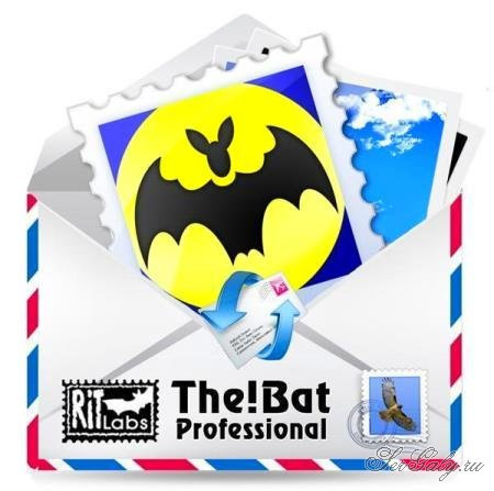 The Bat! Professional Edition 9.0.8 RePack & Portable by elchupakabra
