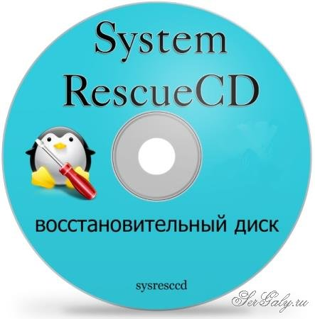 SystemRescueCd 6.0.7 Final