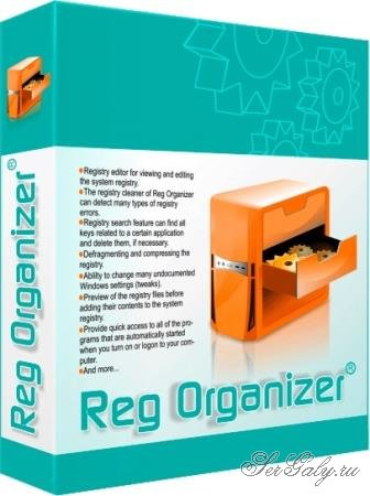 Reg Organizer 8.43 Final RePack & Portable by TryRooM