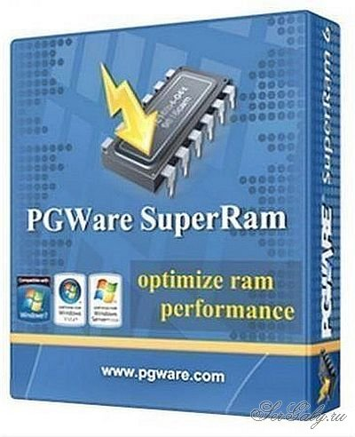 PGWARE SuperRam 7.3.16.2020 Portable by Portable-RUS